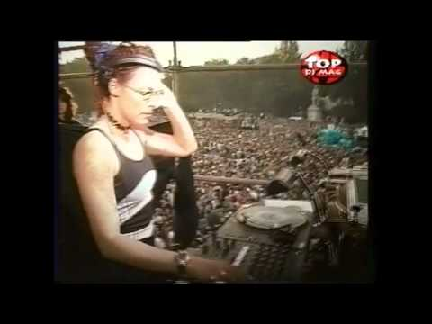 Marusha  Love Parade  1998 HD