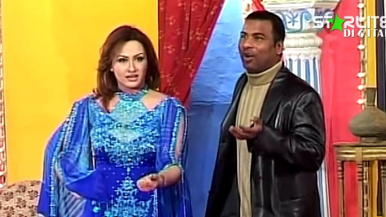Tere Nakhray Hazaar Nargis New Pakistani Stage Drama Full Comedy Funny Play | Pk Mast