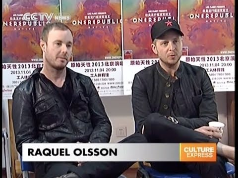 "Interview with OneRepublic [""Native"" tour to Chinese mainland]"