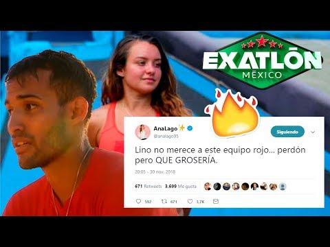 ANA LAGO CRITICA A LOS ROJOS Tras SALIDA DE Lino Exatlón México
