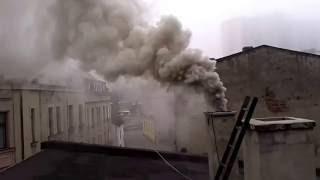 Wypalanie komina