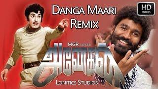 Cover images Anegan-Danga Maari Remix - MGR Version