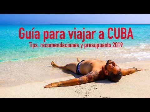 Guía Para Viajar A Cuba / Tips, Consejos Y Presupuesto 2019