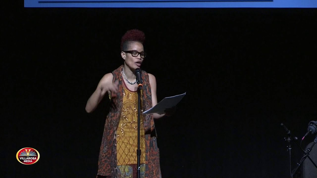 Staceyann Chin | poet, author and performer