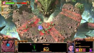 hots campaign mission 9 brutal zurvan fight