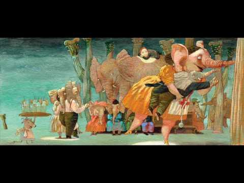 sa 235 ns the carnival of the animals aquarium