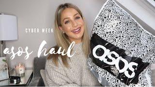 ASOS WINTER HAUL | CYBER WEEK