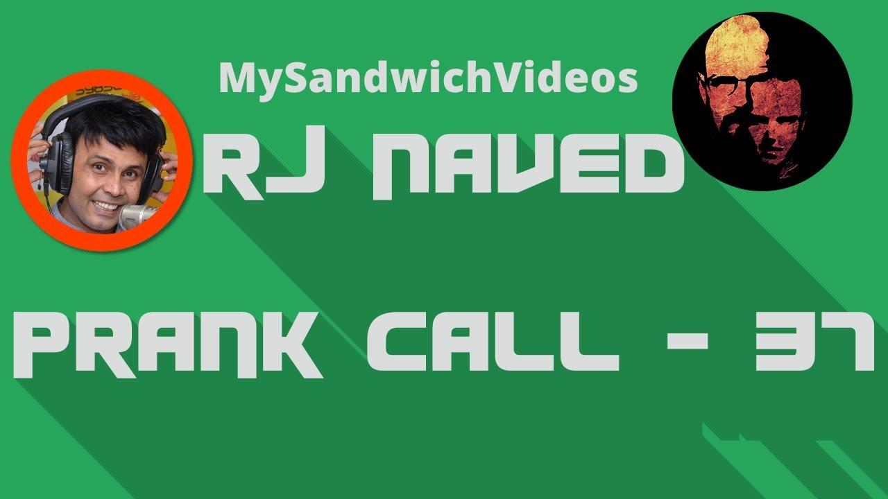 Grammar Kharab Hain - RJ Naved Prank Call 37