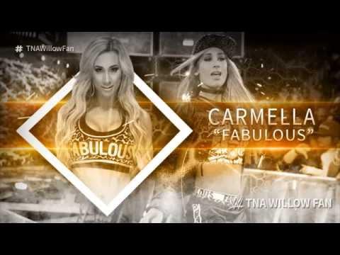 "WWE Carmella Theme Song ""Fabulous"" 2019 ᴴᴰ [OFFICIAL THEME]"