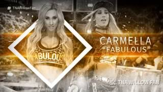 "WWE Carmella Theme Song ""Fabulous"" 2019 ᴴᴰ [OFFICIAL THEME]"