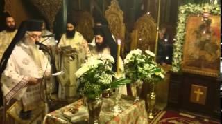 Εγκώμια πολιούχου Αγίου Μηνά (3)