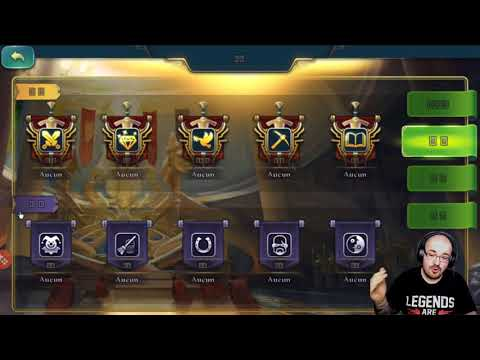 Art of Conquest Emperor of Nore, King of kings or King of Nore new update Orichalculm chest