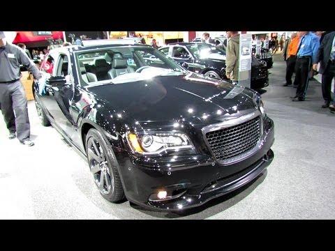 2012 Chrysler 300 Srt8 Exterior And Interior At 2012 New York International Auto Show Youtube