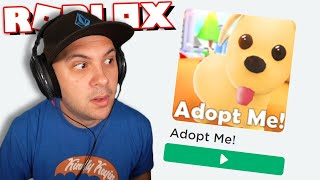 Kindly Keyin Plays ROBLOX ADOPT ME For The First Time...