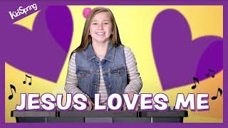 Jesus Loves Me | Preschool Worship Song