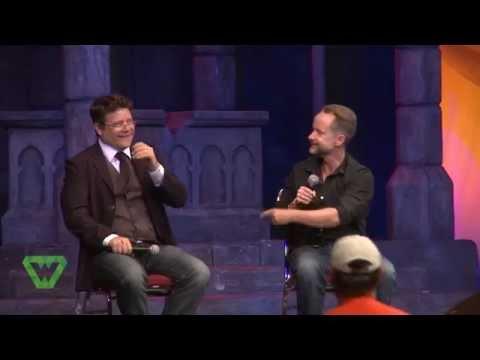 Sean Astin and Billy Boyd Panel - Fantasy Con 2014