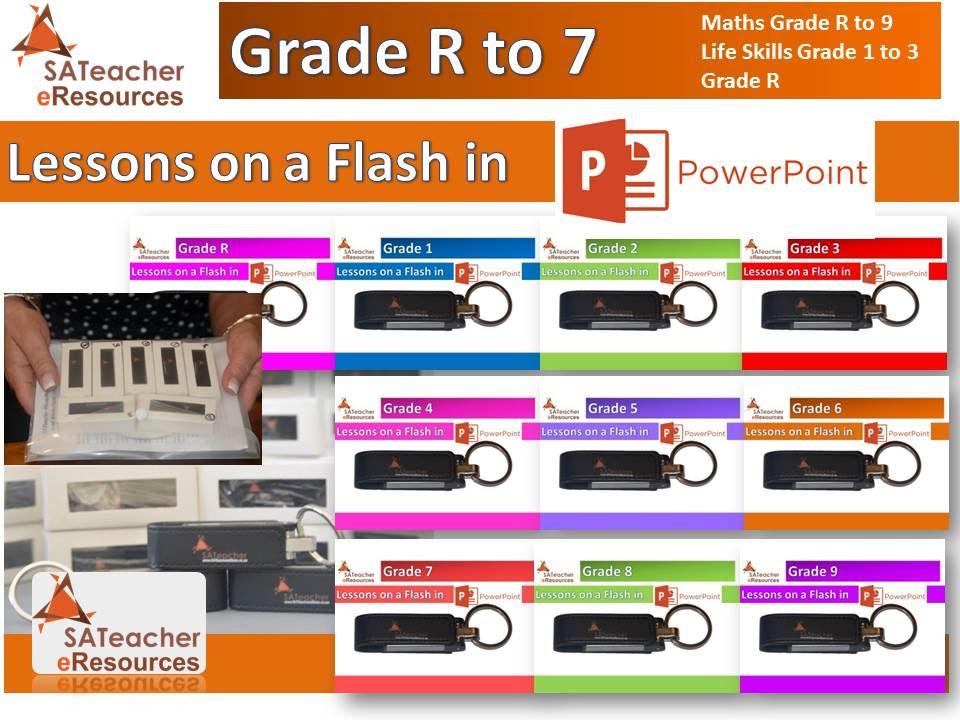 Maths Lesson Plan PowerPoints CAPS