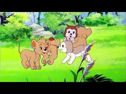 SIMBA RE LEONE | Simba The Lion King | Episodio 4 Completi | Italiano | Italian | [KIDFLIX]