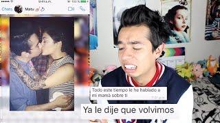 BROMA a MI EX NOVIA con LETRA DE CANCIÓN Y FINAL INESPERADO - Ami Rodriguez thumbnail