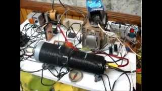 Гениратор свободной энергии!  Free energy generator .