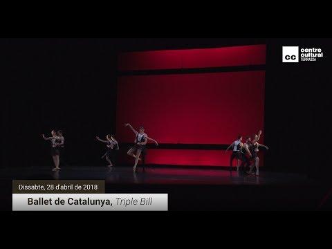 L'opinió de l'espectador · Ballet de Catalunya 'Triple Bill'