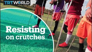 Resisting on Crutches: Gaza's amputee footballers