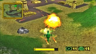 Army Men: Air Attack 2 PS1 Walkthrough # 1