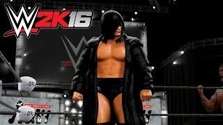WWE 2K16 CAW 小橋建太 Kenta Kobashi (Xbox One)