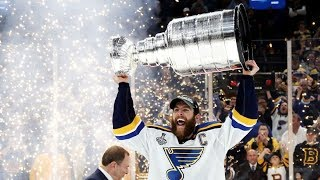Road To The Cup: 2019 St.Louis Blues