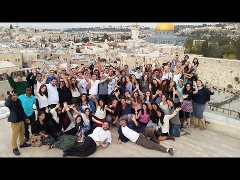 Israel XP at Bar Ilan University 5776 -- Official Video
