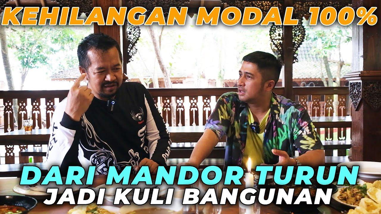 BERAWAL JADI KULI BANGUNAN KINI PUNYA WISATA SEBESAR INI..