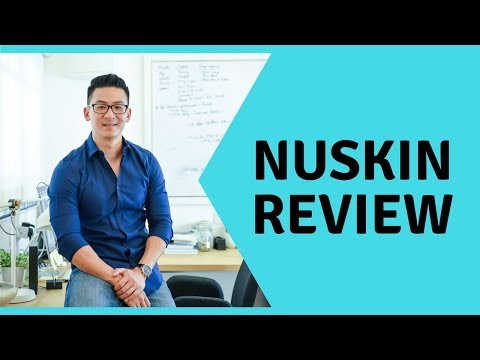 Nuskin Review - Should You Promote This Business??