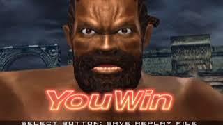 Virtua Fighter 4 Evolution (PlayStation 2) Arcade as Jeffry