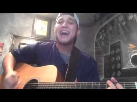 Real Good Man - Tim McGraw (Cover by Brandon Lee)