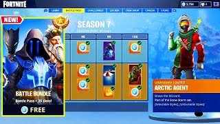 🔴⚪🔵 Battlepass GIVEAWAY LIVE @2k Subs!! SEASON 7 FORTNITE GAMEPLAY!! *710+ Wins! 12k+ Kills* 🔴⚪🔵