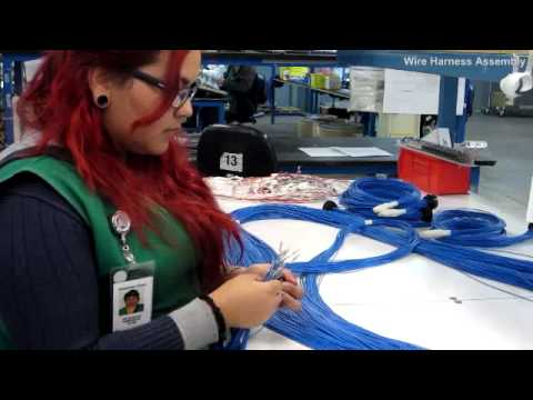 Wire Harness Assembly at McCain's TJ Facility - YouTube