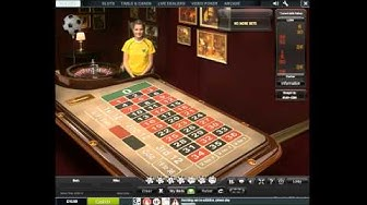 Live Dealer Online Roulette at Betfair Casino