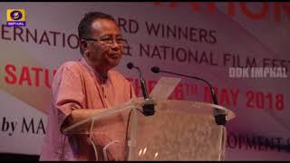 Felicitation on Award winners of International and National Film Festivals 2018