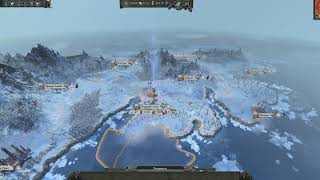 Total War: Warhammer 2 #22 - Крепость Проклятых (Изгнанники Нехека)