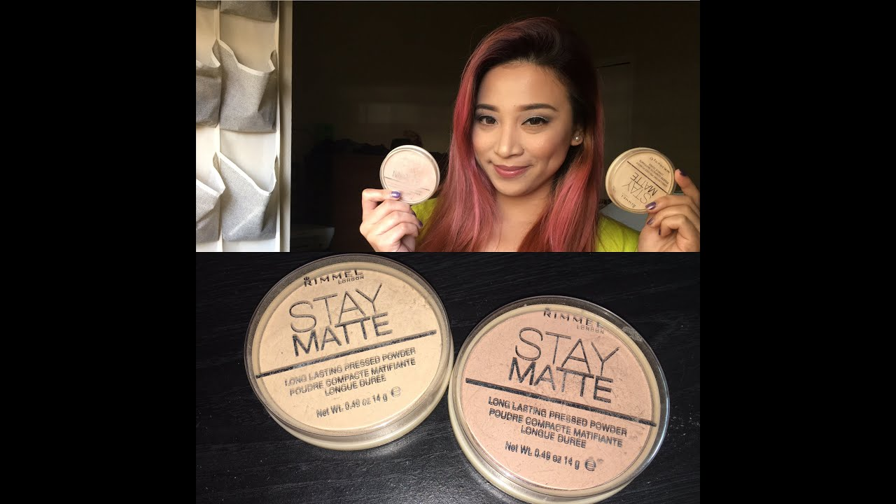 Stay Matte Pressed Powder by Rimmel #11