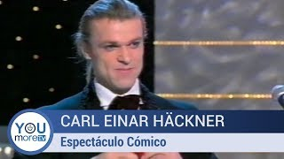 Carl Einar Häckner - Espectáculo cómico