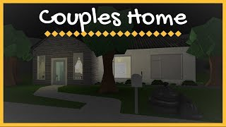 ROBLOX | Welcome to Bloxburg: Couples Home