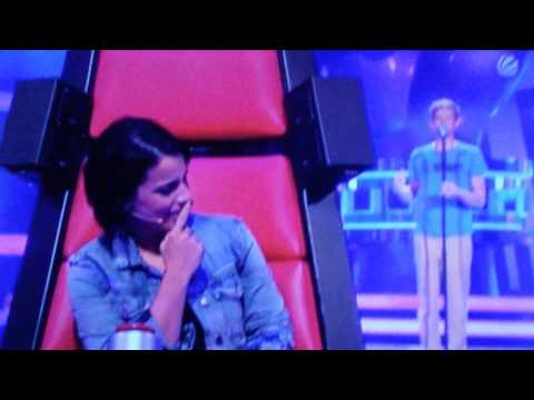 Rockenroll bei The Voice of germany