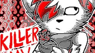 Flipnote Hatena//Love Killer - By Angiee
