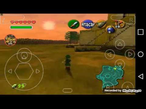 Zelda64 parte#11 dominios zora
