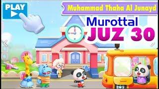 Download lagu Murottal Juz 30 Muhammad Thaha Al Junayd
