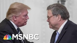 Baker: Rebuke Of Barr And Trump By Stone Prosecutors' Like A 'Thunderbolt' | The 11th Hour | MSNBC