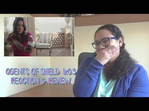 """Marvel's Agents of SHIELD 1x03 REACTION & REVIEW """"The Asset"""" S01E03 