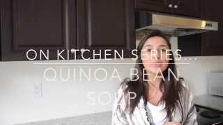 Hearty Delicious Quinoa Bean Soup