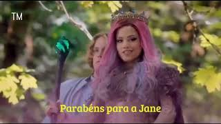 "Descendants 3 - ""Happy Birthday"" - Sarah Jeffery (Tradução legendado)"